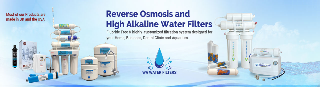 3 WA Water Filters Perth The Best Water Filters Supplier In Perth.